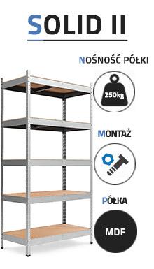 Regały Magazynowe Regały Metalowe Marbo Polski Producent